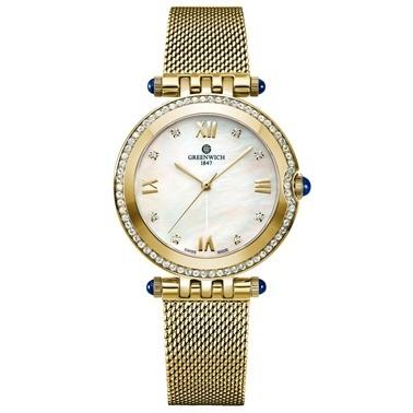 Greenwich Saat Altın